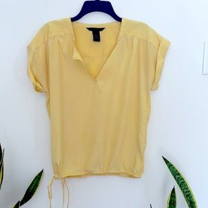Calvin Klein oversized top